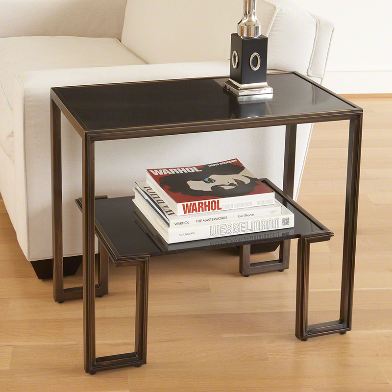 One-Up Table-Bronze