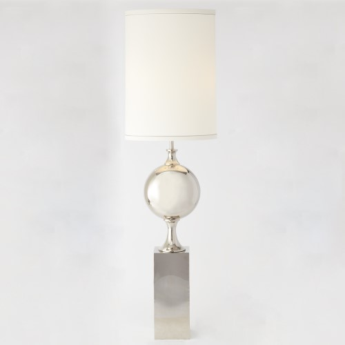 Big Pill Lamp-Nickel