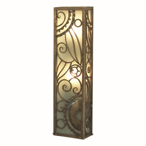 Paris Wall Sconce-Nickel