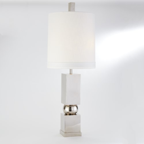 Squeeze Lamp-Nickel