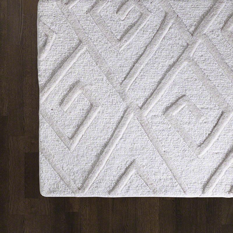 Maze Rug-Ivory