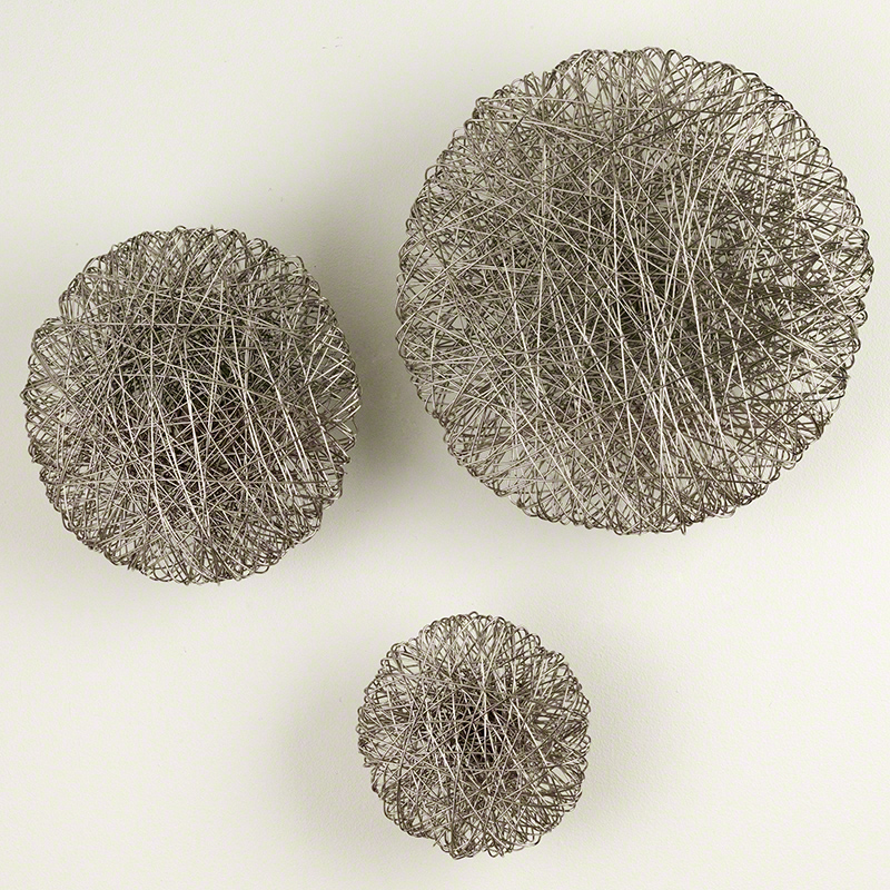 Wired Wall Disc-Nickel