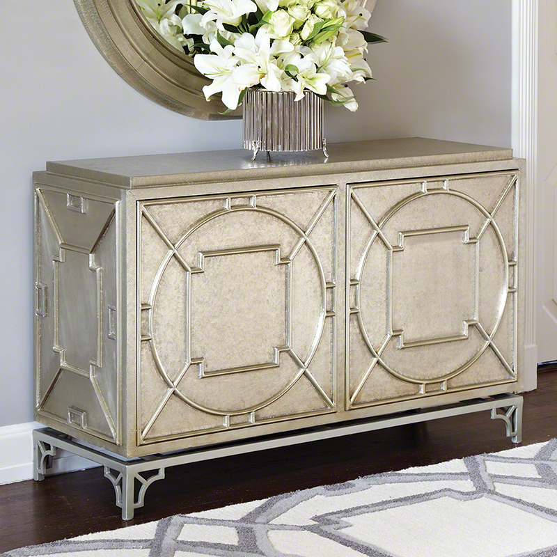 Arabesque Chest-2 Door