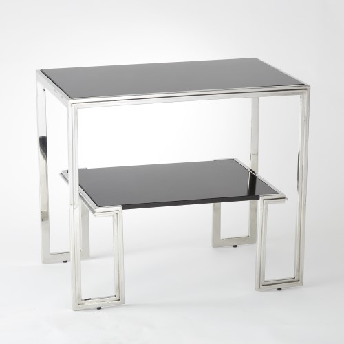 One-Up Table-Stainless Steel