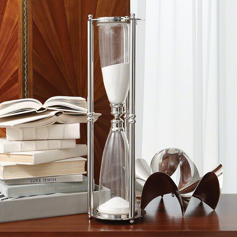 Hour Glass-Nickel