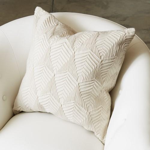 Kite Pillow-Ivory
