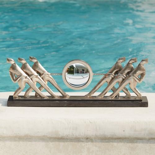 Masonic Sculpture-Nickel