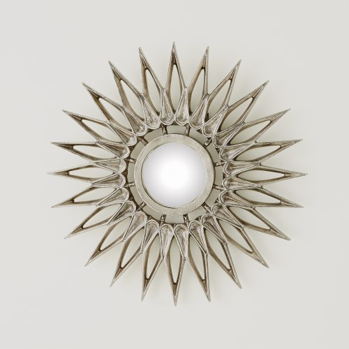 Dahlia Mirror-Nickel