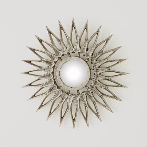Dahlia Mirror-Nickel