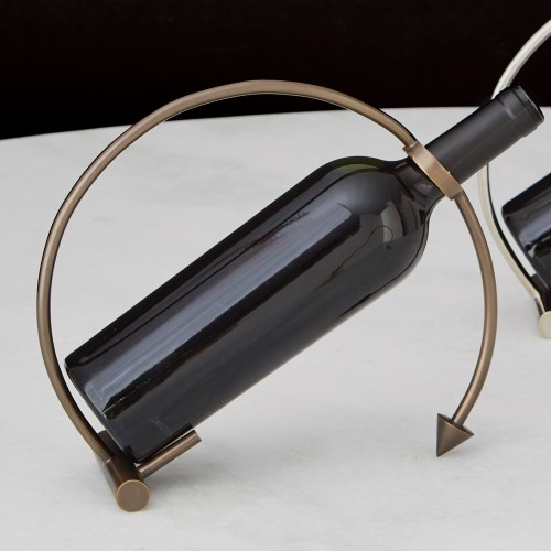 Arrow Wine Caddy-Bronze