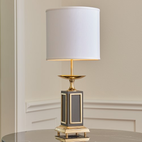 Greco Lamp-Brass/Bronze
