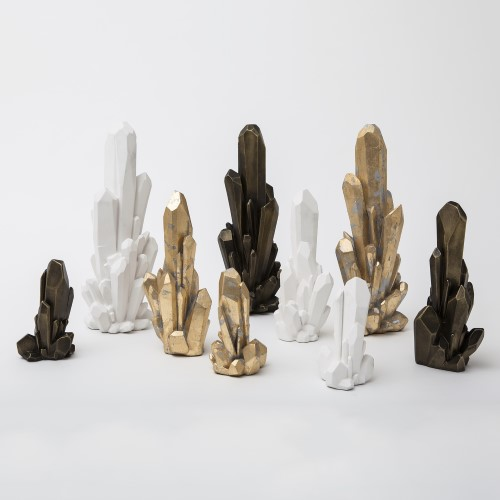 Global Views Products Facet Cluster Bronze