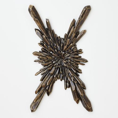 Facet Starburst-Bronze