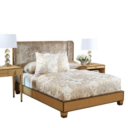 D'Oro Bed-Queen