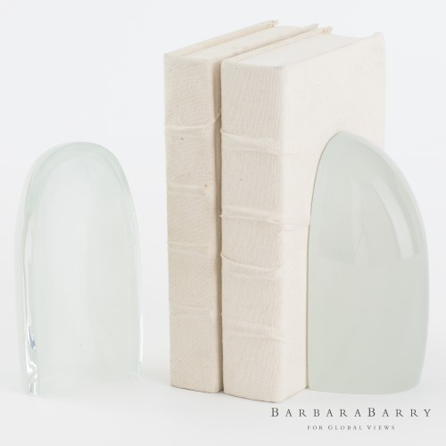 Iceberg Bookends-Mist