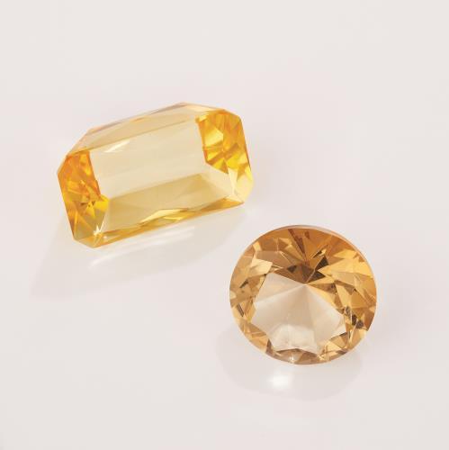 Oxford Jewels-Yellow