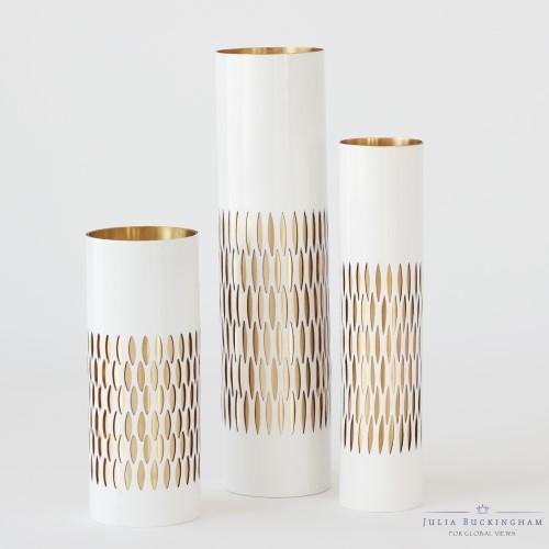 Bracelet Vase-White