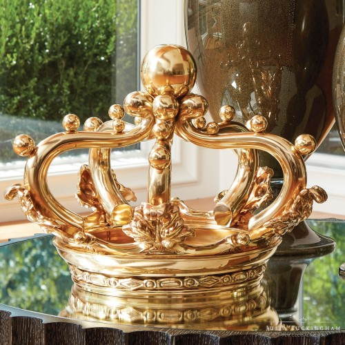 Regal Sculpture-Brass