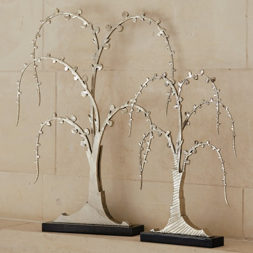 Lyric Sculpture-Antique Nickel
