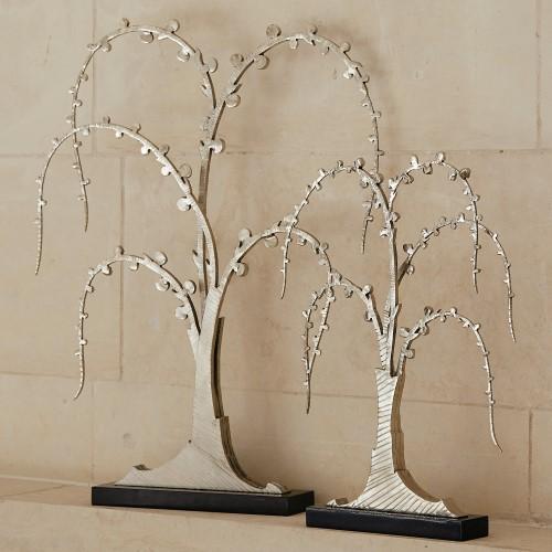 Lyric Sculpture-Antique Nickel