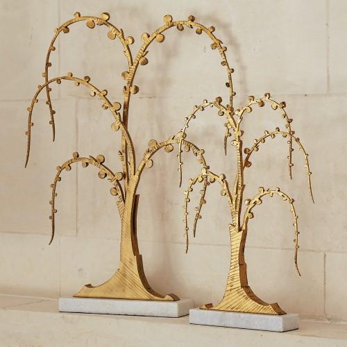 Lyric Sculpture-Antique Gold
