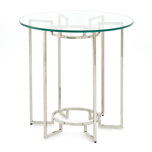 Open Leg Table-Silver