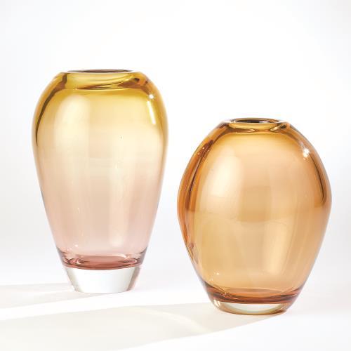 Balloon Vases-Amber