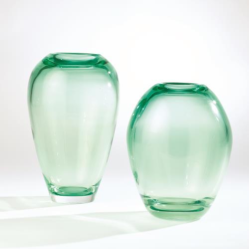Balloon Vases-Celadon