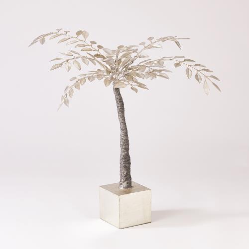Palm-Silver