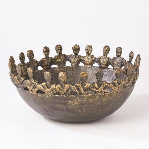 Brotherhood Bowl-Bronze