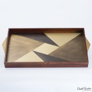 Global Views Products Aledo Tray